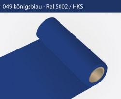 Premium Klebefolie Königsblau/100cm