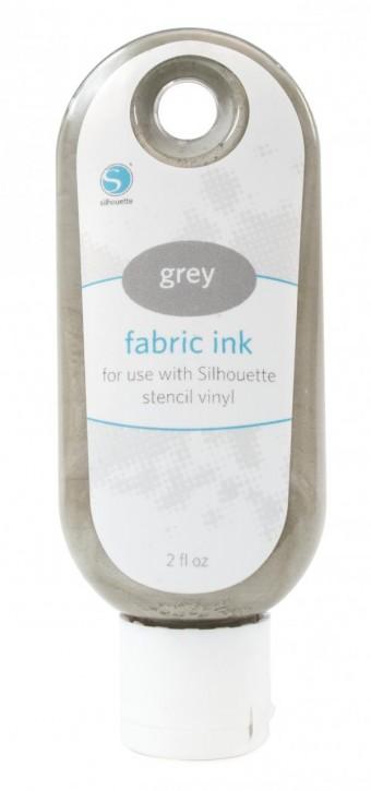SILHOUETTE Textilfarbe Grau