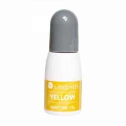 Silhouette Mint Stempel Farbe Gelb 5 ml