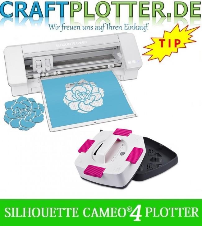 SILHOUETTE CAMEO® 4 AKTION 3 plus iXpress