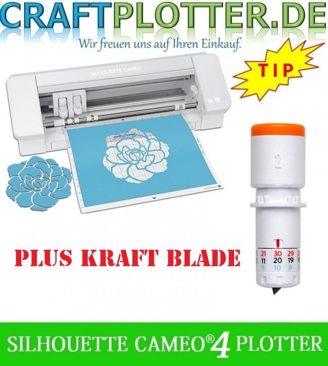 SILHOUETTE CAMEO® 4 plus Kraftmesser
