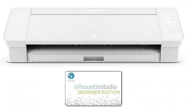 SILHOUETTE CAMEO® 4 AKTION 3 plus DesignerEdition