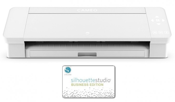 SILHOUETTE CAMEO® 4 AKTION 3 plus Business Edition