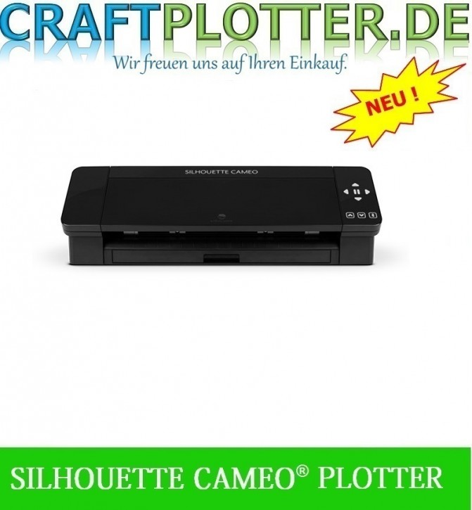 Bundle Aufpreis für SILHOUETTE CAMEO® 4 BLACK