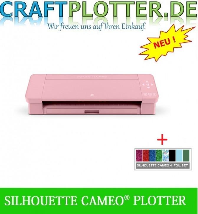 Bundle Aufpreis für SILHOUETTE CAMEO® 4 PINK