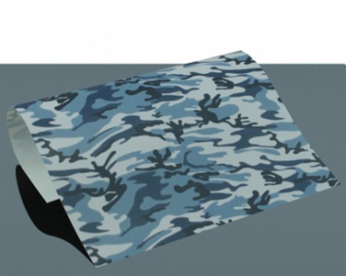 DesignFlex Army-Blue Camouflage Look A4