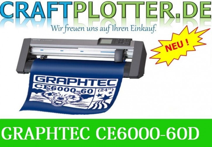 CraftPlotter Graphtec CE6000-60 Desktop