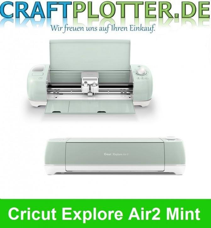 Cricut Explore Air 2 Mint Schneideplotter