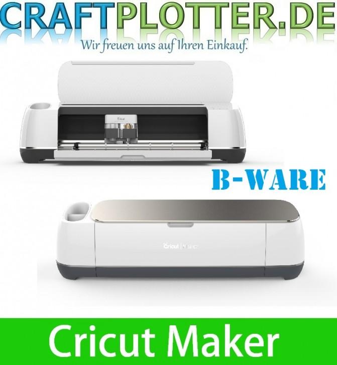 Cricut Maker Schneideplotter B-Ware