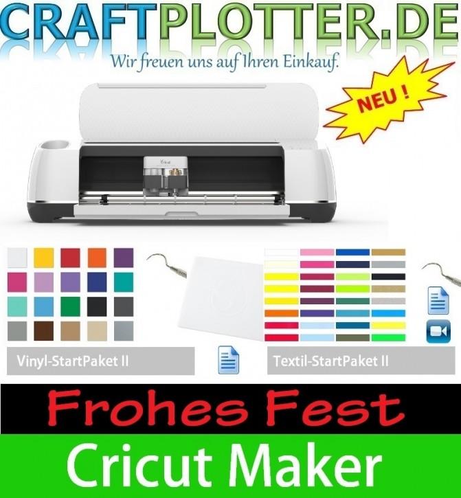 Cricut Maker AKTION 3