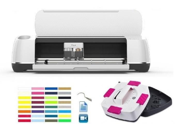 Cricut Maker AKTION 3 plus iXpress plus Textilpaket