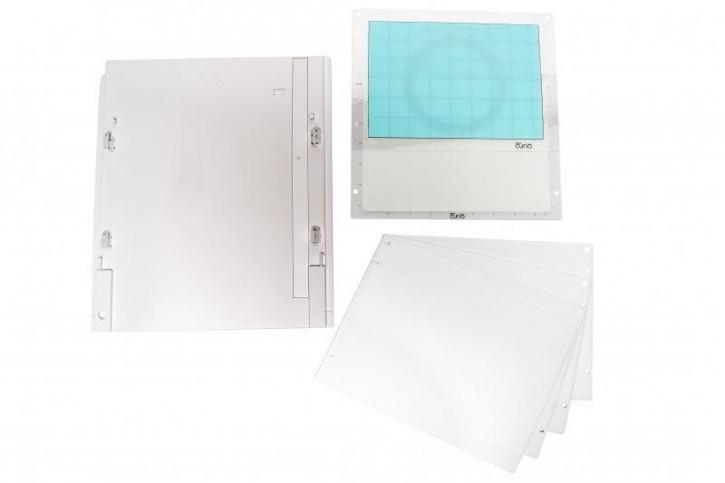 "Curio Standard Basisplatten Set (8.5"" x 6"" = 21.5cm x 15.2cm"