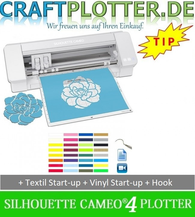 SILHOUETTE CAMEO® 4 AKTION 2