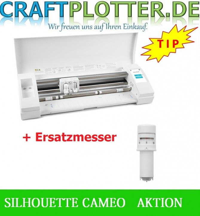 SILHOUETTE CAMEO® 3 Schneideplotter Aktion