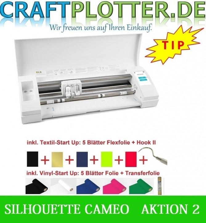 SILHOUETTE CAMEO® 3 Schneideplotter AKTION 2
