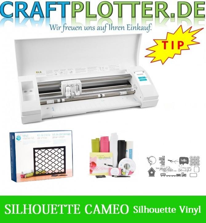 SILHOUETTE CAMEO® 3 Aktion 3 Silhouette Vinyl