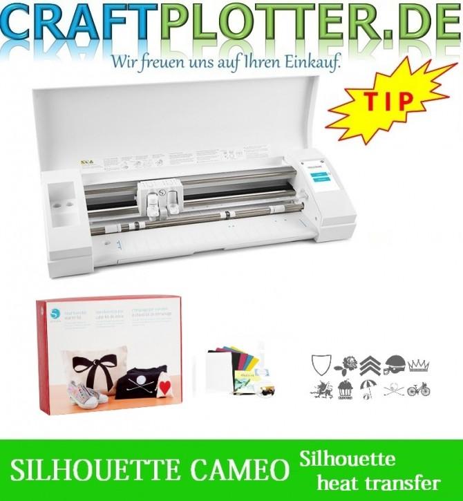 SILHOUETTE CAMEO 3 Aktion 3 Silhouette heat transfer