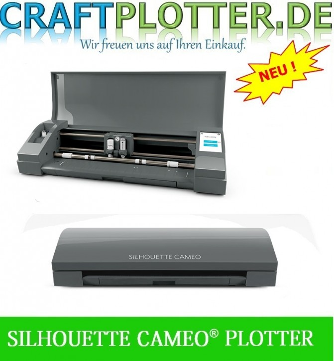 SILHOUETTE CAMEO® GLITTER ANTHRAZIT