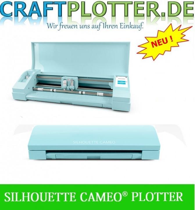 SILHOUETTE CAMEO® GLITTER TÜRKIS