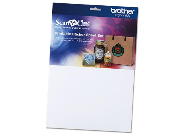 Brother Bedruckbares Etikettenpapier