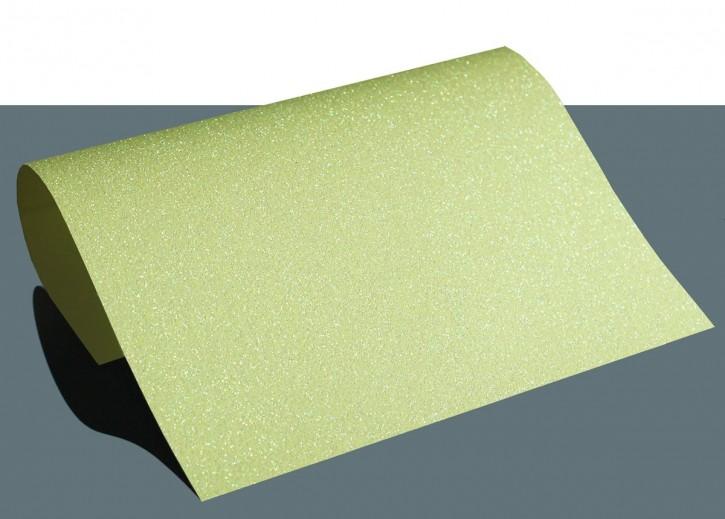ExtraGlitzer Flexfolie A4 NEON-Gelb