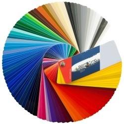 Perma Vinyl Klebefolie Farbfächer