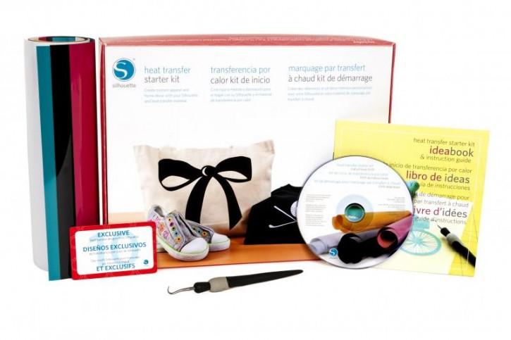 SILHOUETTE Heat Transfer Starter Kit