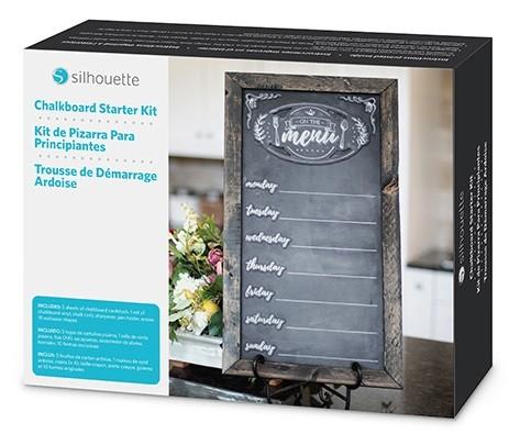 SILHOUETTE Kreidetafel Starter Kit