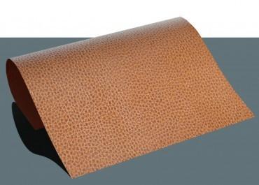 Leder Flexfolie A4 Braun
