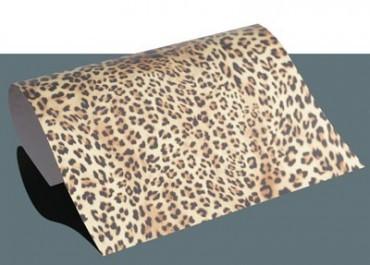 Leopard Flexfolie A4