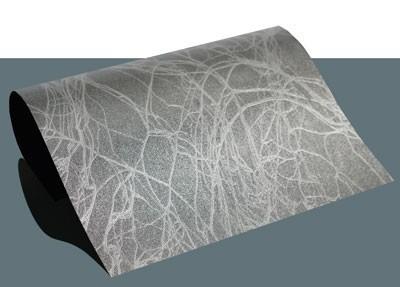 Marmor Flexfolie A4 Silber