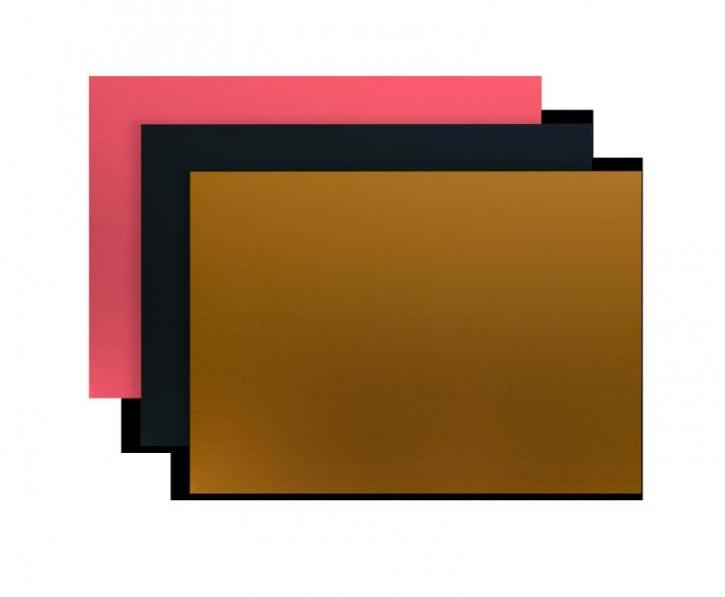 Silhouette Curio Metall Gravur-Blätter