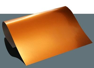 Metallic Flexfolie A4 Kupfer