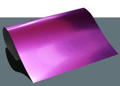 Metallic Flexfolie A4 Lila