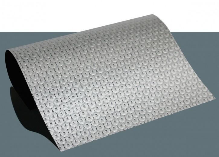 Paillette Flexfolie A4 Silber