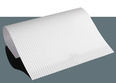 Perforierte Flexfolie A4 Weiß