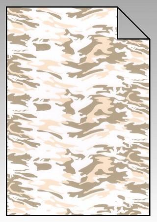 DesignFlex Army-Sand Camouflage Look A4