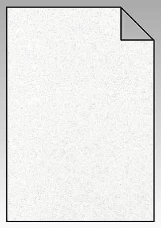 ExtraGlitzer Flexfolie A4 Weiß