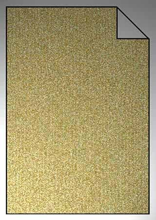 ExtraGlitzer Flexfolie A4 Holo Gold