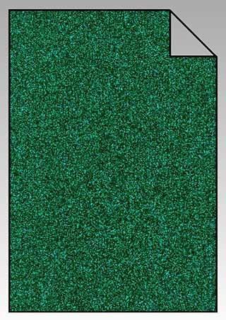 ExtraGlitzer Flexfolie A4 Grün