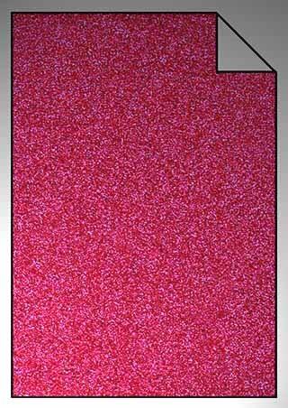 ExtraGlitzer Flexfolie A4 Pink