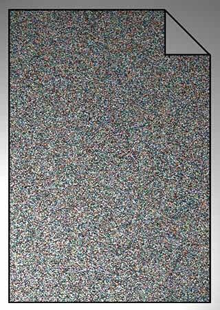 ExtraGlitzer Flexfolie A4 Multicolor