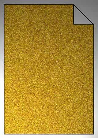 ExtraGlitzer Flexfolie A4 Gelb