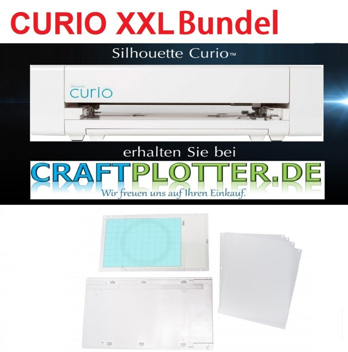 SILHOUETTE CURIO XXL Bundel