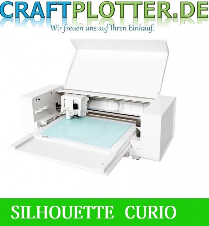 SILHOUETTE CURIO Flachbett-Schneideplotter