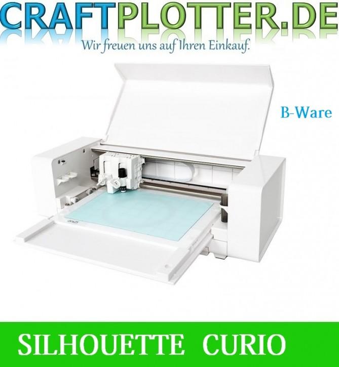 SILHOUETTE CURIO Flachbett-Schneideplotter B-Ware