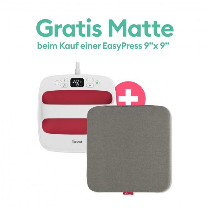 "Cricut EasyPress™ 2 Transferpresse 22,86 X 22,86 cm (9"" x 9"")"