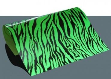 Zebra Flexfolie A4 Grün