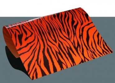 Zebra Flexfolie A4 Orange