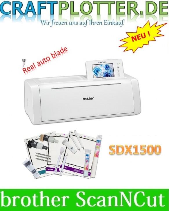 Brother SDX1500 Scan-N-Cut